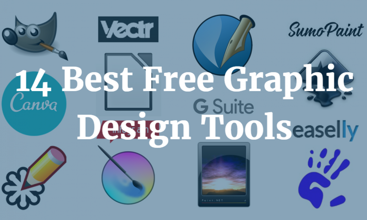 Top 14 Free Graphic Design Tools For Creating Amazing Posters Flyers